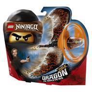 5702016110791 - LEGO® Ninjago - 70645- Cole - Le maître du dragon