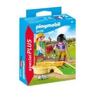 4008789094391 - PLAYMOBIL® Spécial Plus - Enfants et minigolf