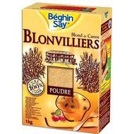 Beghin Say - Le Blonvilliers, sucre de canne en poudre