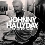 0190295616991 - Cd - Johnny Halliday- Mon pays c'est l'amour