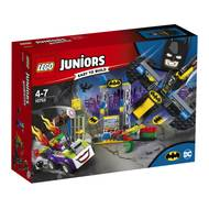 5702016116991 - LEGO® Juniors - 10753- L'attaque du Joker de la Batcave- Batman