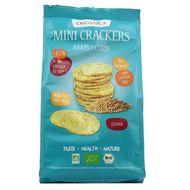3770000858891 - Organica - Mini crackers maïs bio quinoa