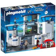 4008789069191 - PLAYMOBIL® City Action - Commissariat de police avec prison