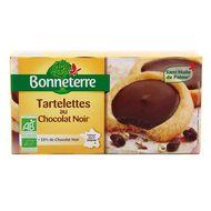 3396413710092 - Bonneterre - Tartelettes au chocolat noir bio