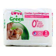 3700668700492 - Love & Green - Couches écologiques T1 2/5kg