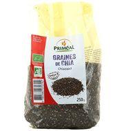 3380380070792 - Priméal - Graines de Chia bio