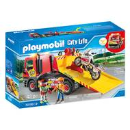 4008789701992 - PLAYMOBIL® City Life - Camion de dépannage