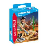 4008789093592 - PLAYMOBIL® Spécial Plus - Archéologue
