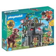4008789094292 - PLAYMOBIL® Dino - Campement des explorateurs avec tyrannosaure