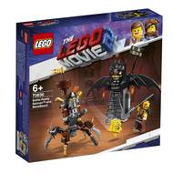 5702016368192 - LEGO® Movie 2 - 70836- Batmanen armure de combat et Barbe d'Acier