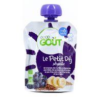 3760269310193 - Good Goût - Le Petit Déj Myrtille dès 6 mois Bio