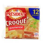 Président - Croque Emmental