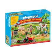 4008789701893 - PLAYMOBIL® Christmas - Calendrier de l'Avent Animaux de la ferme
