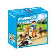 4008789092793 - PLAYMOBIL® City Life - Entraineur et chiens