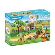 4008789703293 - PLAYMOBIL® Spirit - Camp de vacances