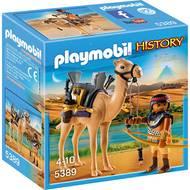 4008789053893 - PLAYMOBIL® History - Combattant égyptien avec dromadaire