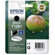 8715946624693 - Epson - Cartouche d'encre noire Pomme- T1291