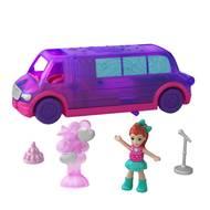 0887961774993 - Mattel - Véhicule de Pollyville- Polly Pocket