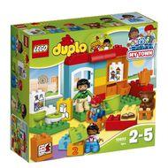 5702015865593 - LEGO® DUPLO® - 10833- Le jardin d'enfants