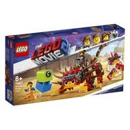 5702016368093 - LEGO® Movie 2 - 70827- Ultrakatty et la guerrière Lucy !