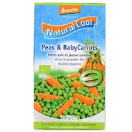 4026813000194 - Natural Cool - Mélange pois et jeunes carottes bio Demeter
