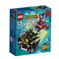 5702016110494 - LEGO® Super Heroes Dc Comics - 76092- Mighty Micros  Batman contre Harley Quinn