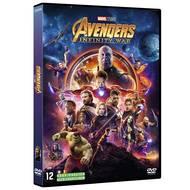 8717418510794 - DVD - Avengers- Infinity War