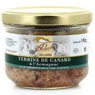3356650002794 - Panache Des Landes - Terrine de canard à l'Armagnac