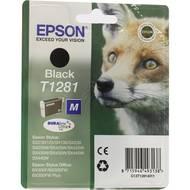 8715946624594 - Epson - Cartouche d'encre noire Renard- T1281
