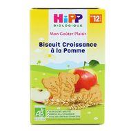 4062300055094 - Hipp - Biscuit Croissance à la Pomme  bio, dès 12 mois