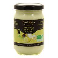 3291960015594 - Emile Noël - Mayonnaise au citron bio