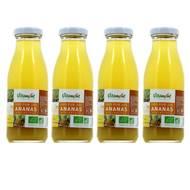 2050000325694 - Vitamont - Mini pur jus d'ananas Bio