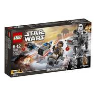 5702016109894 - LEGO® Star Wars - 75195- Microfighter Ski Speeder vs Quadripode du Premier Ordre