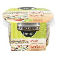 4000915100495 - BioVerde - Taboulé bio tomate menthe, végan