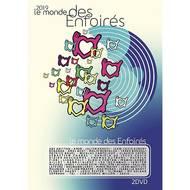 0190759291795 - DVD - Le Monde des Enfoirés 2019- 2 DVD