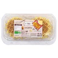 3760099533595 - A Table - La Gaufre Bio pur beurre