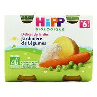 4062300055995 - Hipp - Jardinière de Légumes bio, dès 6 mois