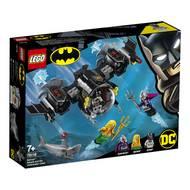 5702016368895 - LEGO® Super Heroes Dc Comics - 76116- Le Bat Sous-Marin de Batman et le combat sous l'eau