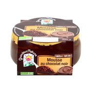 3252920039395 - Grandeur nature - Mousse bio au chocolat noir