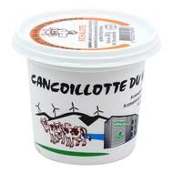3760020560096 - Les Fruitières Du Vallon De Sancey - Cancoillotte échalote mat.gr 12%
