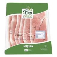 8008481800296 - Le Biodelizie Di Golfera - Jambon cuit à la  truffe bio