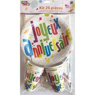 3760270202296 - Dyna Party - Kit Joyeux aniversaire