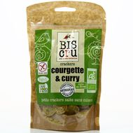 3770001404196 - Biscru - Crackers bio Courgette et curry sans cuisson Raw