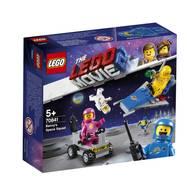 5702016395396 - LEGO® Movie 2 - 70841- L'équipe spatiale de Benny