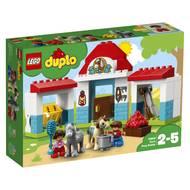 5702016117196 - LEGO® DUPLO® - 10868- Le poney-club de la ferme