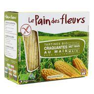 3380380077296 - Le pain des fleurs - Tartine bio craquante au Mais