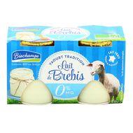 3375610000397 - Biochamps - Yaourt 0% bio au lait de brebis