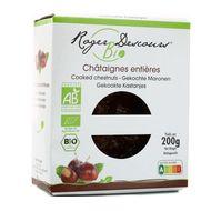 3558370200997 - Roger Descours - Châtaignes cuites bio