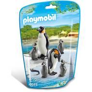 4008789066497 - PLAYMOBIL® City Life - Famille de pingouins
