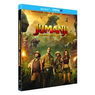 3333299308197 - Blu-Ray - Jumanji- Bienvenue dans la jungie